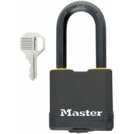 Master Lock M515XKADLHCCSEN 2 Inch Long Shackle Covered Padlock