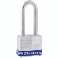 Master Lock 3DLH 1-1/2 Inch 4 Pin Tumbler Steel Padlock Clearance 1-1/2