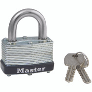 Master Lock 500D Laminated Steel Warded Padlock 1-3/4 Inch