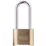 Master Lock 175DLH 2 Inch Resettable Combination Padlock
