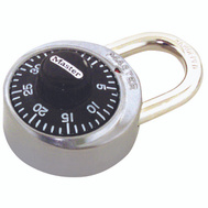 Master Lock 1500D Combination Padlock 1-7/8 Inch Wide