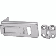 Master Lock 702D 2-1/2 Steel High Security Hasp