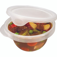 Rubbermaid Home 2086742 Take Alongs Round 3 1/2 Cup Takealong