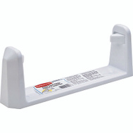 Rubbermaid Home 2364-RD-WHT Easy Change Spring Paper Towel Holder