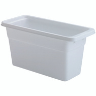 Rubbermaid Home 2862-RD-WHT Ice Cube Storage Bin White