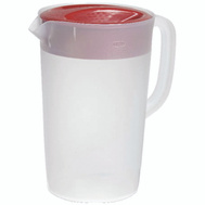 Rubbermaid Home 3063-RD-WHT Servin Saver GAL Covered Pitcher