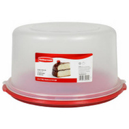 Rubbermaid Home 1777191 Cake Container