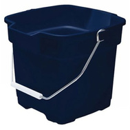 Rubbermaid Home FG287100ROYBL 15 Quart Royal Blue Bucket