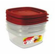 Rubbermaid Home 2049358 6 Piece Food Container Set