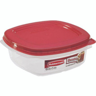 Rubbermaid Home L2-7J60-R2 Easy Find Lids 2-Cup Storage Container