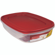 Rubbermaid Home 2049357 24 Cup Square Food Container