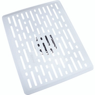 Rubbermaid Home 1292-AR-WHT Large Sink Mat 1292 White