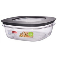 Rubbermaid Home 7H76-00-WBKMT Premier Square Food Container 3 Cup