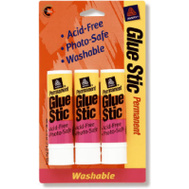 Avery Dennison 00164 Glue Stick Pack Of 3