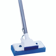 Quickie 47MB4 Sponge Mop With Scrubber