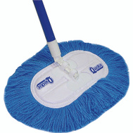 Quickie 65ZQK Swivel Flex Nylon Flexible Swivel Dust Mop