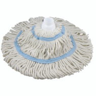 Quickie 352 Twist Mop Refill With Scrubber Head