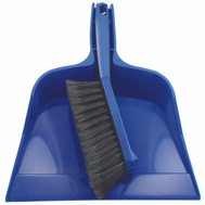 Quickie 402ZQK 10 Inch Dustpan And Brush Set