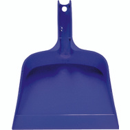 Quickie 409ZQK Full Size 10 Inch Snap On Plastic Dust Pan