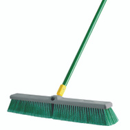 Quickie 538 Bulldozer Indoor Outdoor 24 Inch Push Broom