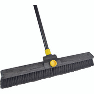 Quickie 633 Super Bulldozer 24 Inch Soft Sweep Pushbroom