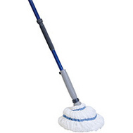 Quickie 36M4 Wet Mop Microfiber Twist