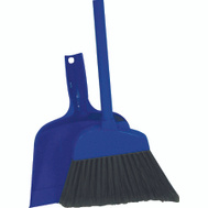 Quickie 7004096 Angle Cut Broom/Dust Pan