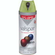 Valspar 85083 Premium Everglade Glen Satin Multi Surface Spray Paint