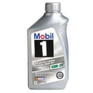 Mobil MO481176 Mobil 1 Quart 10W30 Synthetic Oil