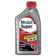 Mobil MOS453P6 Mobile Super QT 5W30 Oil