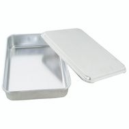 Mirro 84975 Oblong High Domecake Pan With Cover