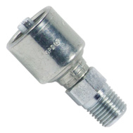 Gates G251000404 Megacrimp 4G 4Mp Hydraulic Hose Fitting