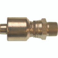 Gates G251050404 Megacrimp 4G 4Mpx Hydraulic Hose Fitting