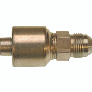Gates G251650808 Megacrimp 8G 8Mj Hydraulic Hose Fitting