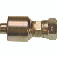 Gates G251700406 Megacrimp 4G 6Fjx Hydraulic Hose Fitting