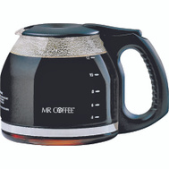 Mr Coffee PLD12-RB Black Replacement Decanter 12 Cup