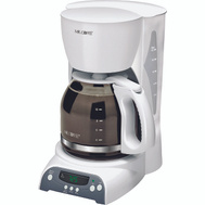 Mr Coffee SKX20-RB 12 Cup White Programmable Coffeemaker