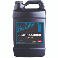 CRC SL22133 Sta Lube 1 Gallon Compress Oil Sae30