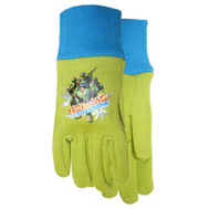 Midwest Quality Gloves TM102T Ninja Turtles Jersey Gloves Toddler