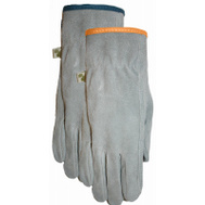 Midwest Quality Gloves 2910F6-M Ladies Suede Gloves Medium