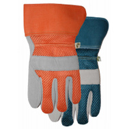 Midwest Quality Gloves 534F6 Ladies Sued Gloves Medium