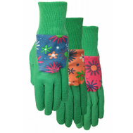 Midwest Quality Gloves 64F6-L Ladies EZ Grip Gloves Large