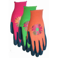 Midwest Quality Gloves 66F6-L Ladies Grip Gloves Larges