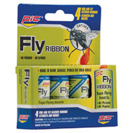 PIC FR10B Bug & Insect Fly Ribbon 10Pk 10 Pack