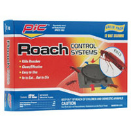 PIC RCS Station Bait Roach Cntrl 12Pk 12 Pack