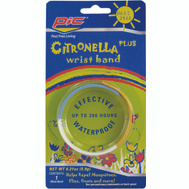 PIC BAND Citronella Mosquito Wrist Band