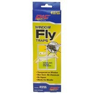 PIC FTRP Trap Fly Window 4Pk 4 Pack