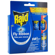 PIC FR10B-RAID Ribbon Fly Trap 10Pk 10 Pack