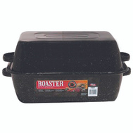 Columbian Home F0511-3 Granite Ware 22 25 Pound Rectangular Roaster