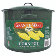 Columbian Home 6134-2 11-1/2 Quart Corn Pot